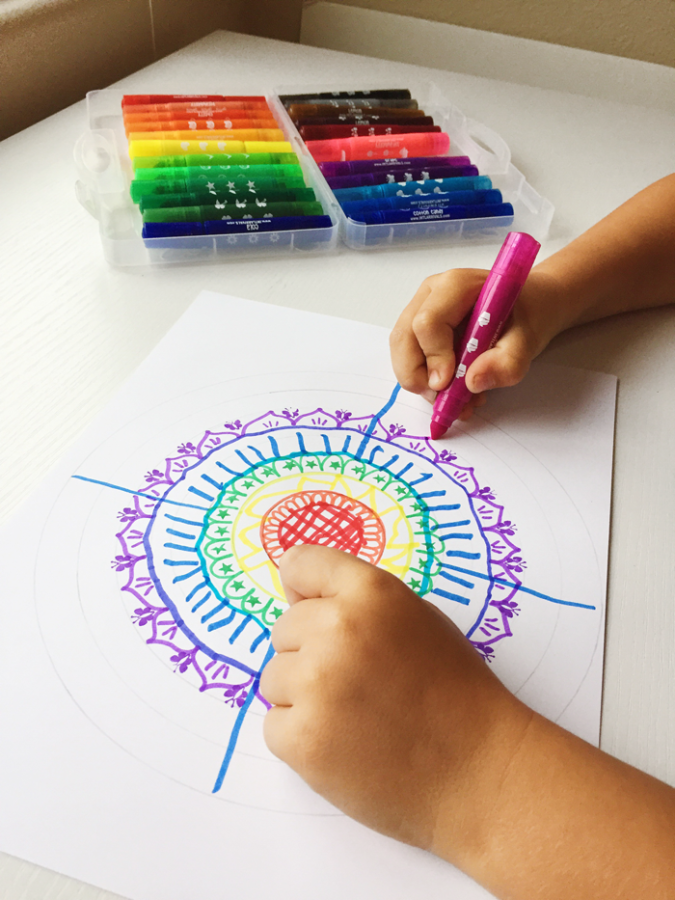 pattern-675x900 Top 10 Easiest Drawing Ideas for Kids