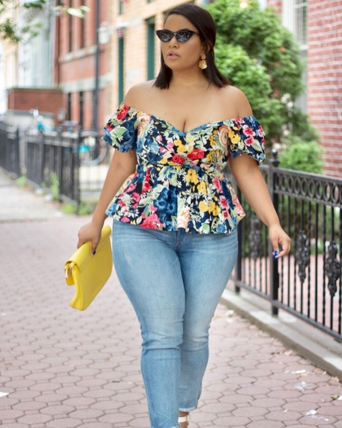 sexy-2-675x844 70+ Stylish Plus-Size Fashion Trends in 2021