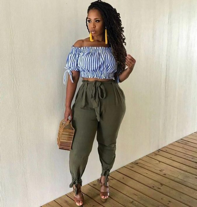 sexy-675x709 70+ Stylish Plus-Size Fashion Trends in 2021