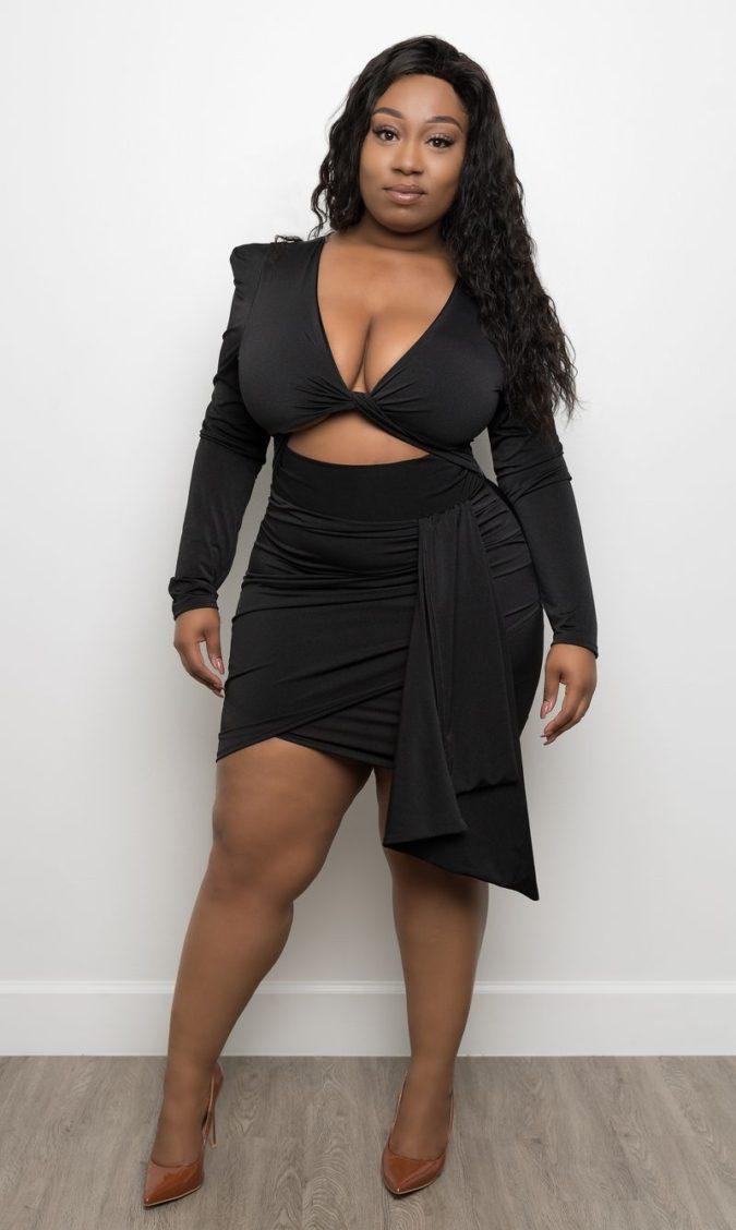 sexy.-2-675x1128 70+ Stylish Plus-Size Fashion Trends in 2021
