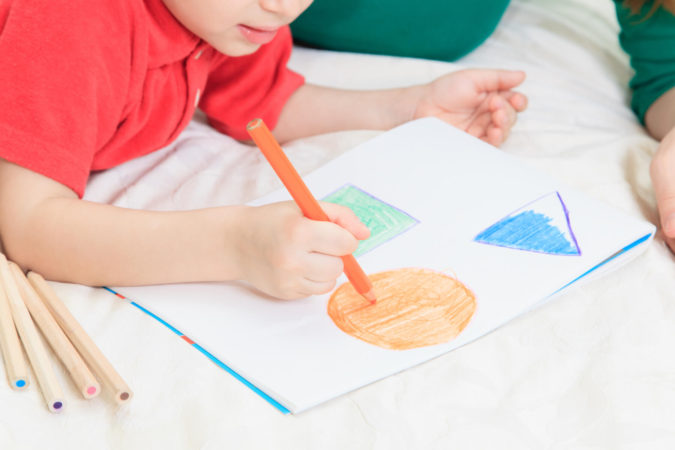 shapes-675x450 Top 10 Easiest Drawing Ideas for Kids