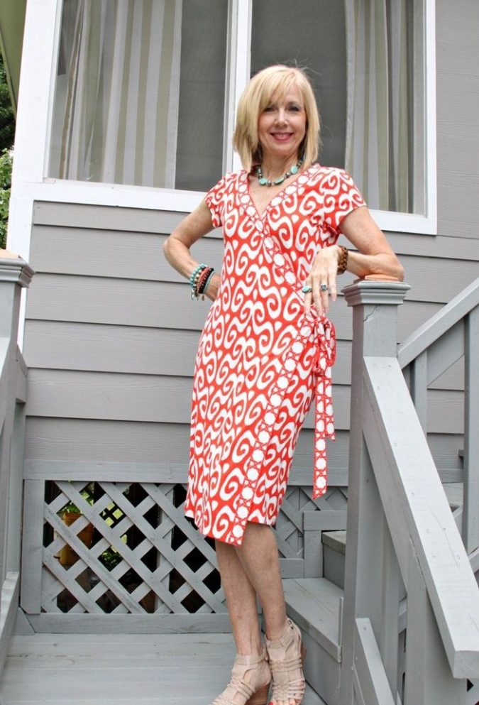 summer-dress-1-675x993 80+ Fabulous Outfits for Women Over 50