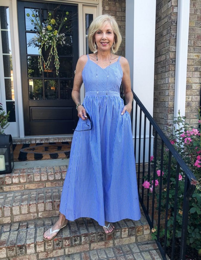 summer-dress.-675x875 80+ Fabulous Outfits for Women Over 50