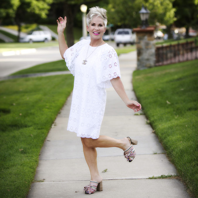 summer-dress..-675x675 80+ Fabulous Outfits for Women Over 50