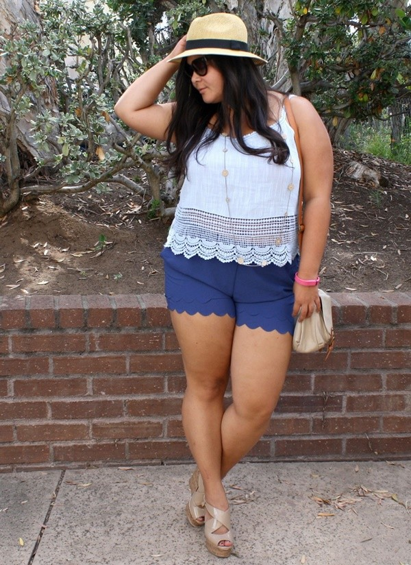 summer-outfit.-1 70+ Stylish Plus-Size Fashion Trends in 2021