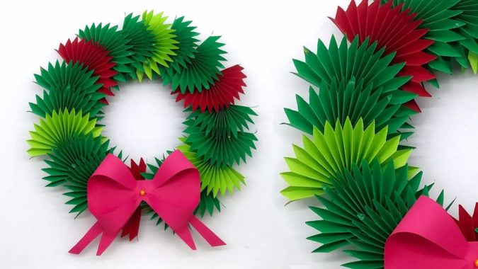 3D-paper-decorations.-4-675x380 60+Untraditional Christmas Decorations to Transform Your Home Look This Year