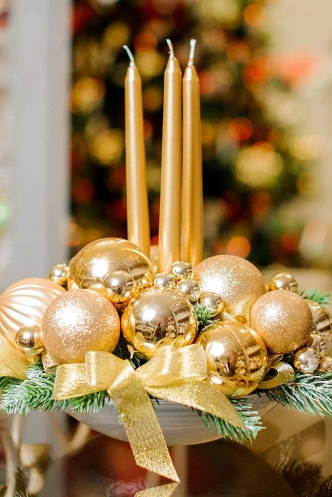 Candles.-6-675x1012 60+ Creative Ways to Decorate Your Home for This Christmas