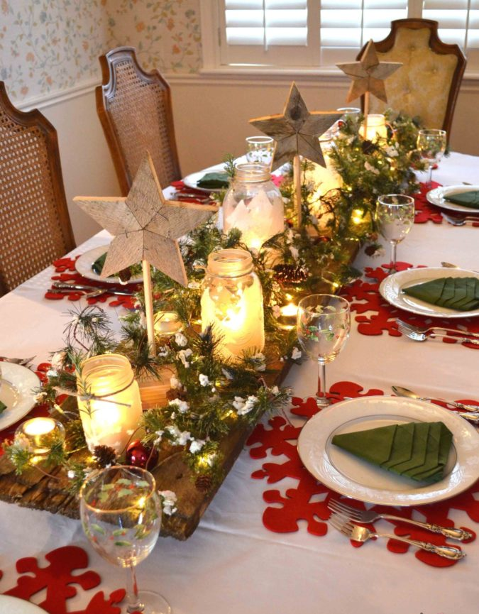 Candles.-9-675x865 60+ Creative Ways to Decorate Your Home for This Christmas