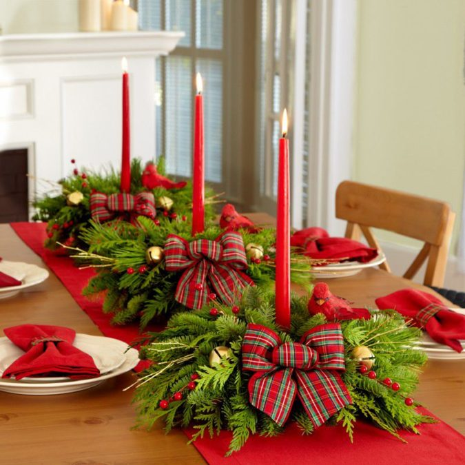 Candles..-1-675x675 60+ Creative Ways to Decorate Your Home for This Christmas