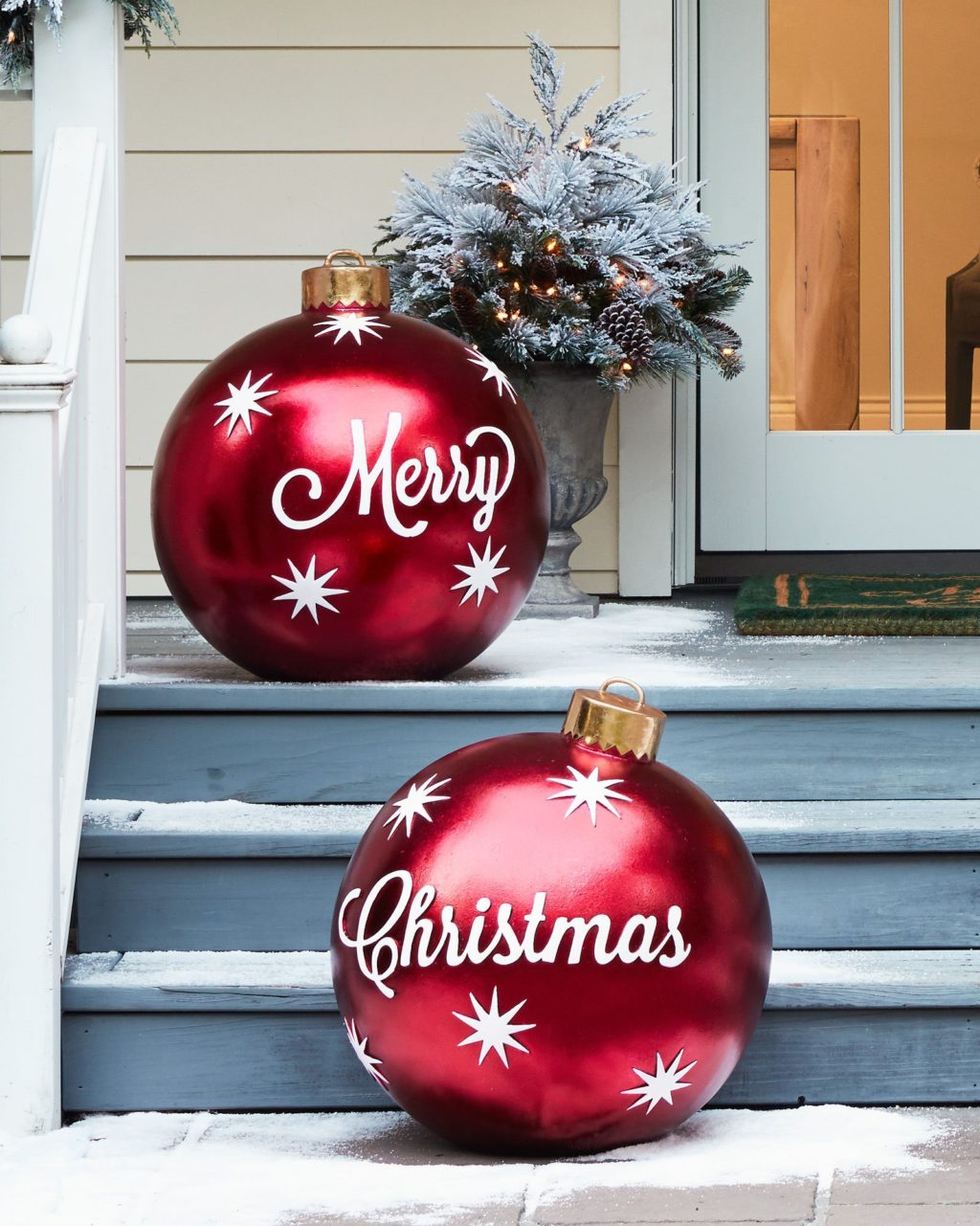Christmas-decoration..-1024x1281 Let Your Outdoor Area Twinkle by This Year Christmas Lights Decorations