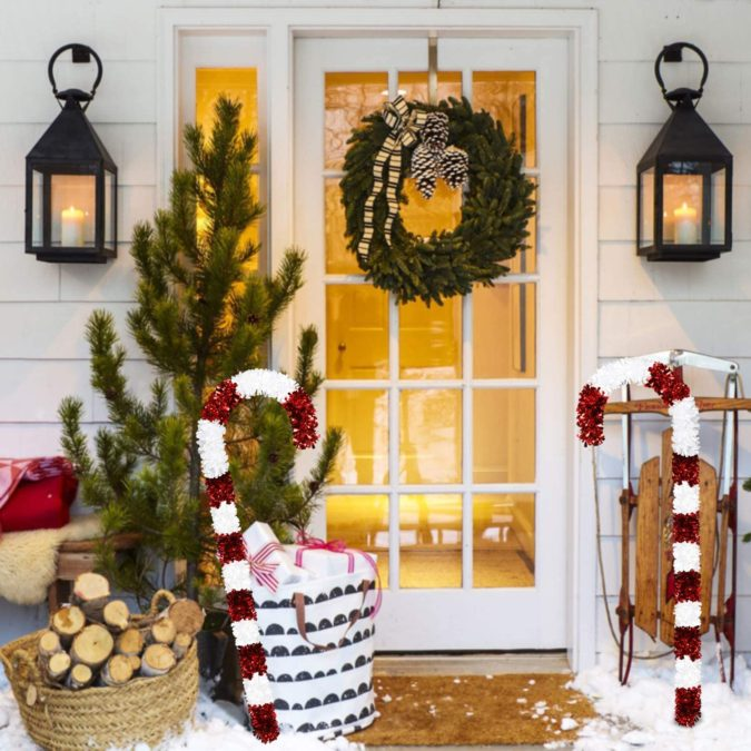 Christmas-decorations-4-675x675 70+ Brilliant Ideas for This Year Christmas Decoration