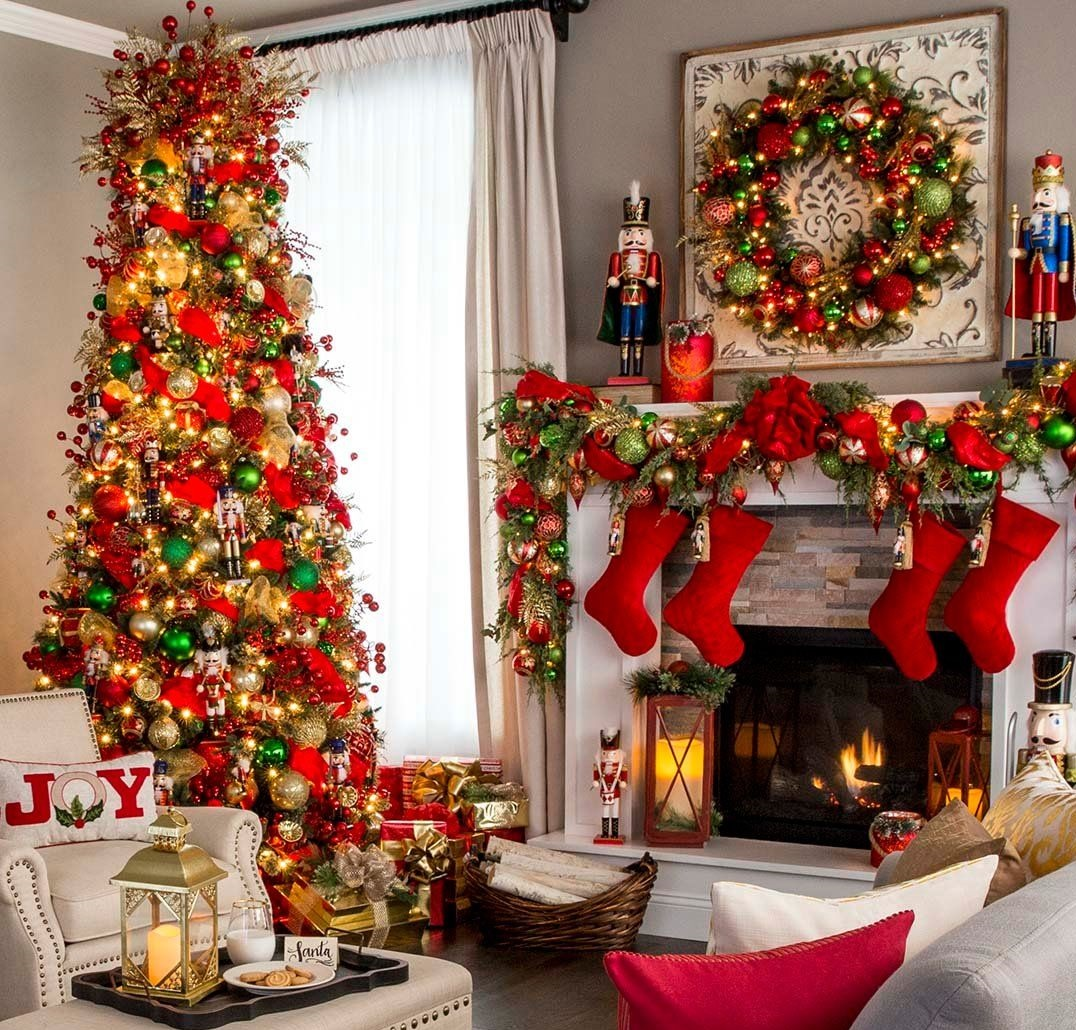 Christmas-decorations-6 How to Bring Joy to Your Home at This Christmas Season