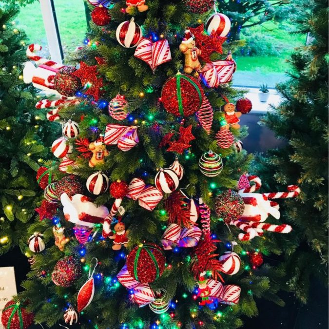Christmas-tree-1-675x675 Master Christmas Tree Decoration by Simple Tips and 50+ Ideas