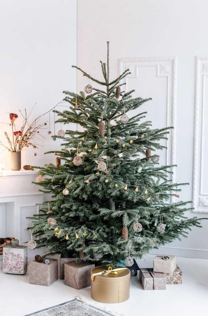 Christmas-tree-2-675x1023 Master Christmas Tree Decoration by Simple Tips and 50+ Ideas