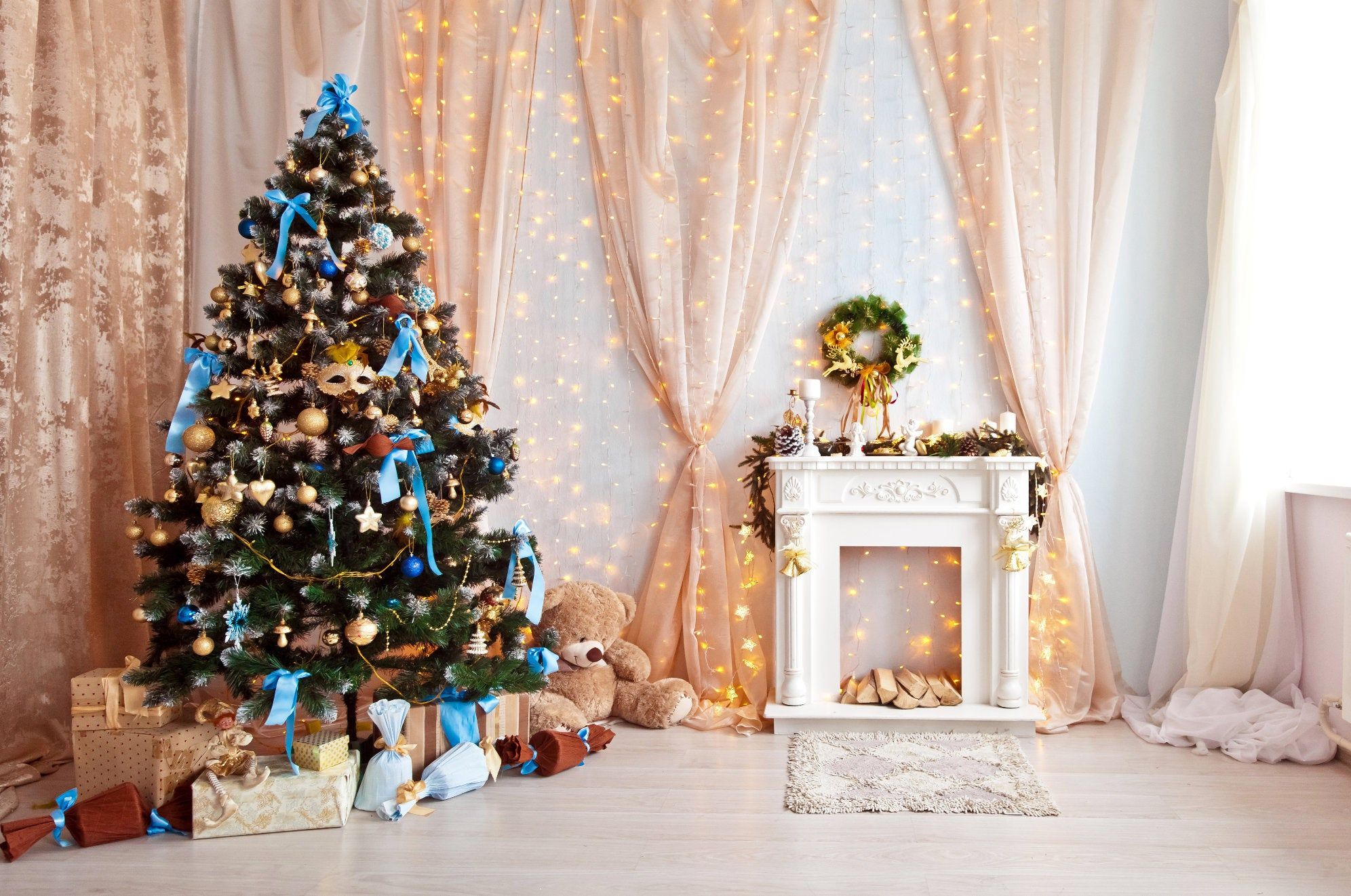 Christmas-tree-Decor.-1 Master Christmas Tree Decoration by Simple Tips and 50+ Ideas
