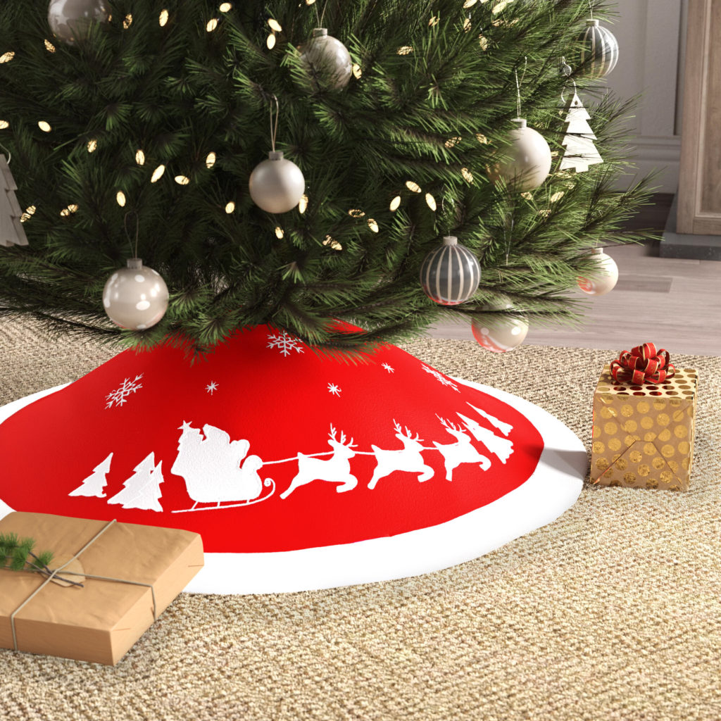 Christmas-tree-Decoration.-3-1024x1024 Master Christmas Tree Decoration by Simple Tips and 50+ Ideas