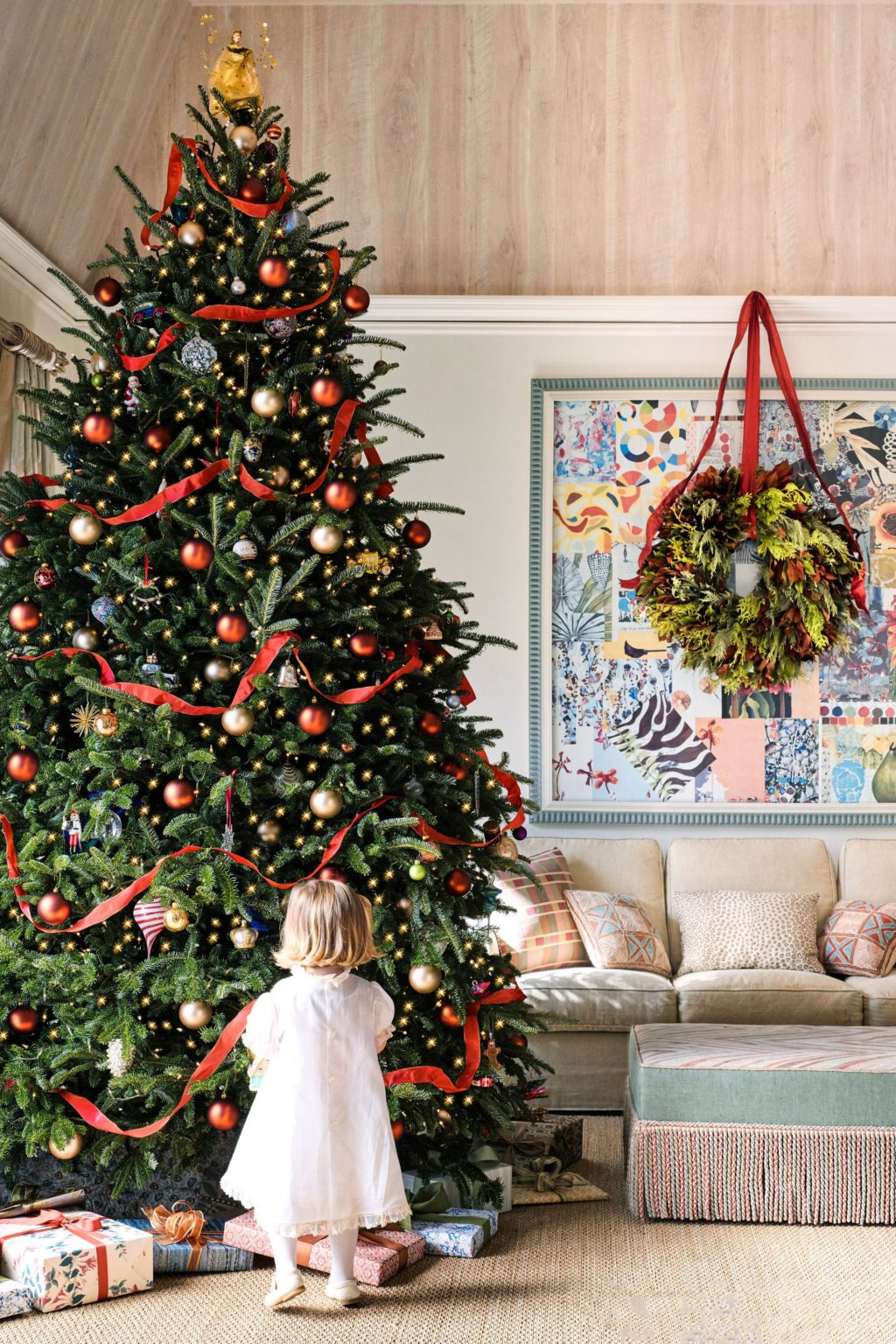 Christmas-tree-Decorations.-2-1024x1536 Master Christmas Tree Decoration by Simple Tips and 50+ Ideas