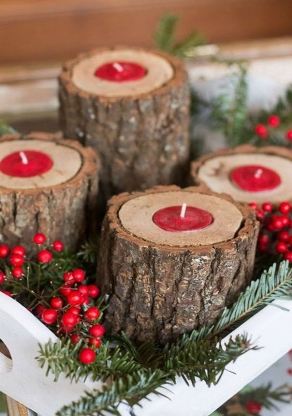 DIY-Christmas-decor-4 70+ Impressive Christmas Decorations to Do Yourself in 2021