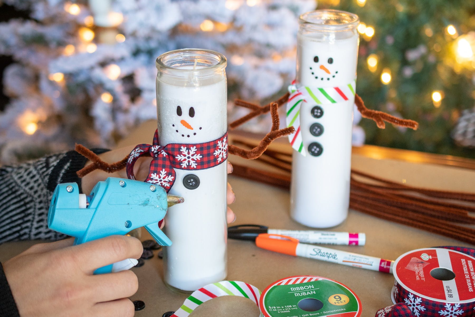 DIY-Christmas-decoration-1 70+ Impressive Christmas Decorations to Do Yourself in 2021