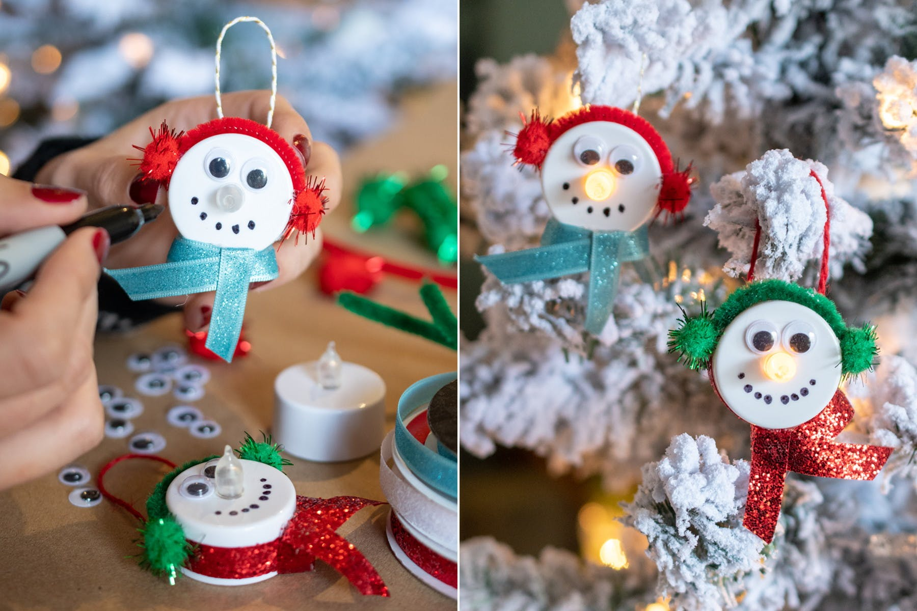 DIY-Christmas-decoration..-3 70+ Impressive Christmas Decorations to Do Yourself in 2021