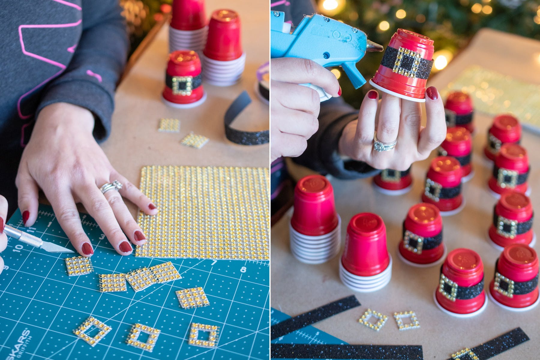 DIY-Christmas-decoration 70+ Impressive Christmas Decorations to Do Yourself in 2021