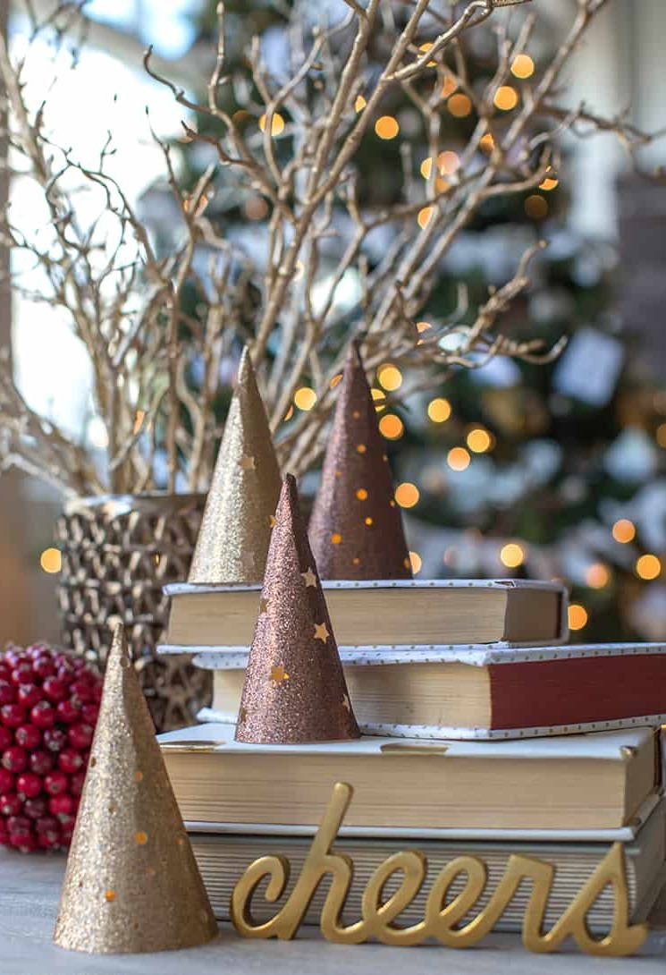 DIY-Christmas-decorations-1 70+ Impressive Christmas Decorations to Do Yourself in 2021