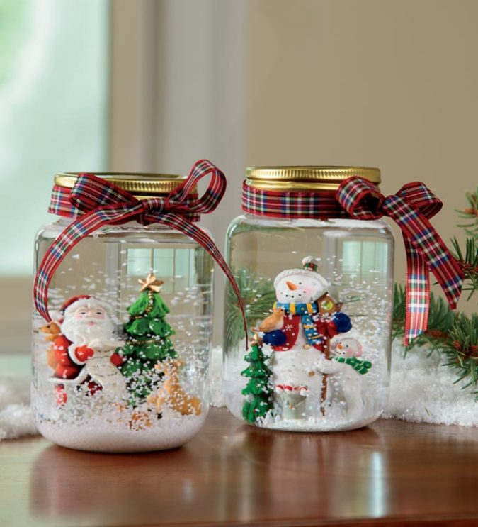 DIY-Christmas-decorations-2-675x743 70+ Impressive Christmas Decorations to Do Yourself 2020 - 2021