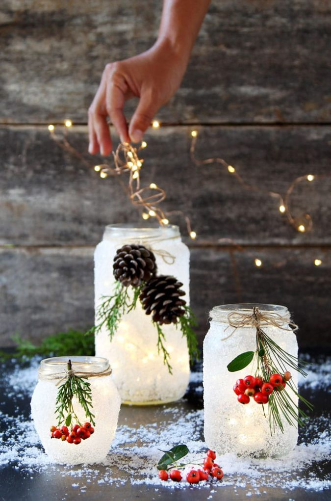 DIY-Christmas-decorations.-675x1021 70+ Impressive Christmas Decorations to Do Yourself in 2021