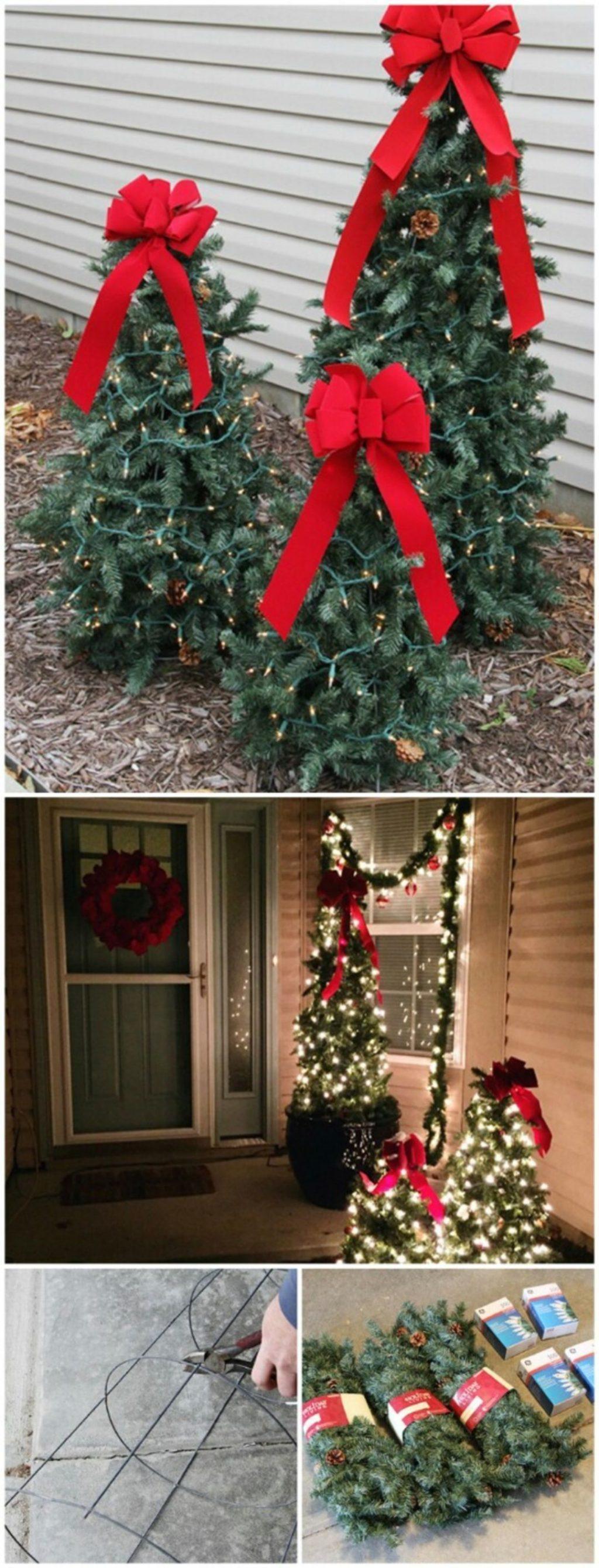 DIY-Christmas-lighting.-2-1024x2678 70+ Impressive Christmas Decorations to Do Yourself in 2021