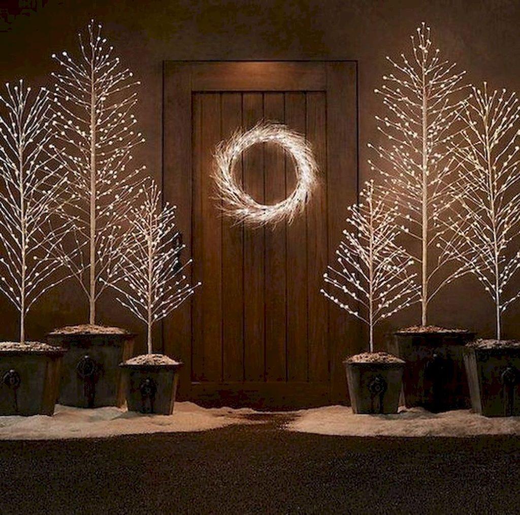 DIY-Christmas-lighting..-1024x1013 70+ Impressive Christmas Decorations to Do Yourself in 2021