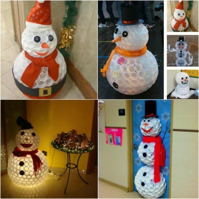 DIY-Christmas-lighting...-1 70+ Impressive Christmas Decorations to Do Yourself in 2021
