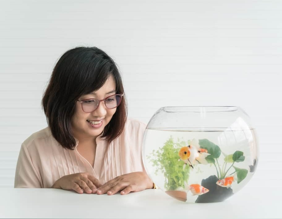 Fishbowl. Best 6 Christmas Gift Ideas for Teenagers