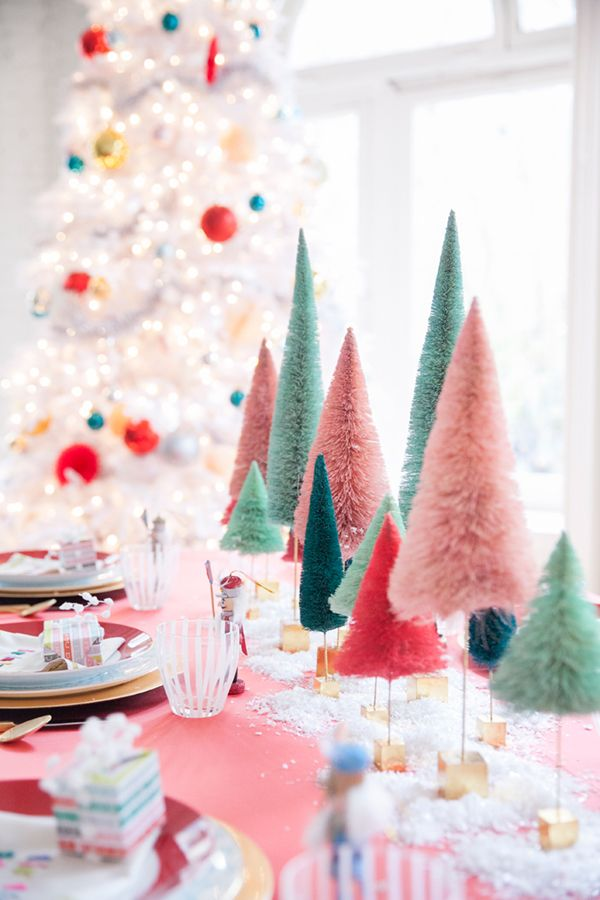 Non-Traditional-Christmas-Color-Scheme 70+ Brilliant Ideas for This Year Christmas Decoration