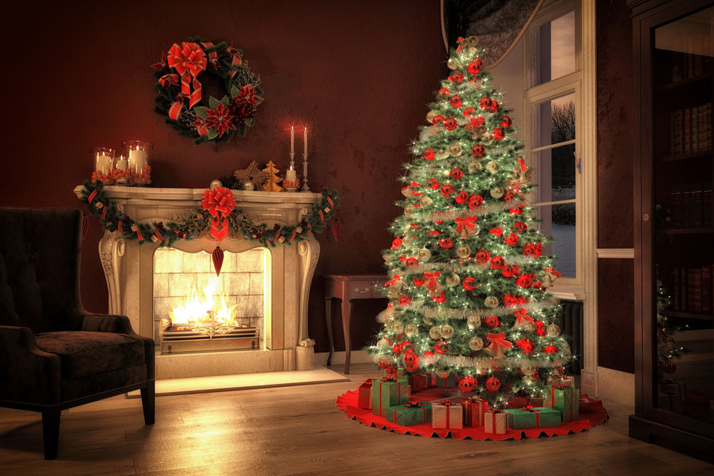 The-Christmas-tree. Master Christmas Tree Decoration by Simple Tips and 50+ Ideas