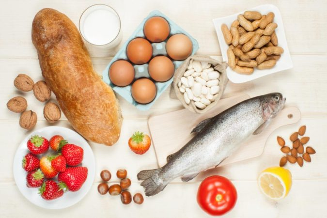 allergy-foods-675x450 Are Allergies Passed from Parent to Child?