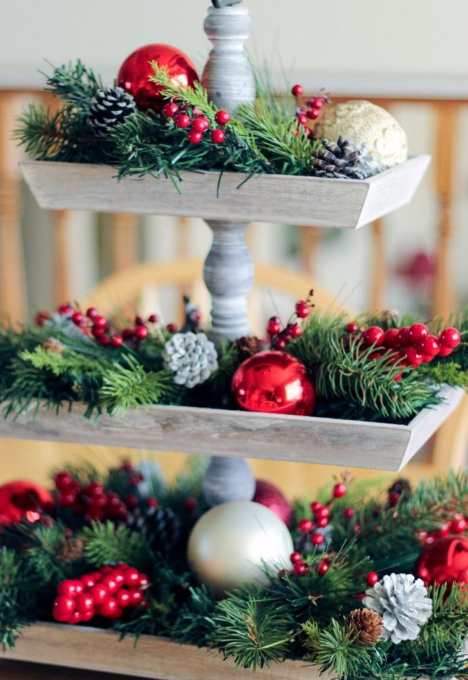 cake-plate.-2-675x979 60+ Creative Ways to Decorate Your Home for This Christmas