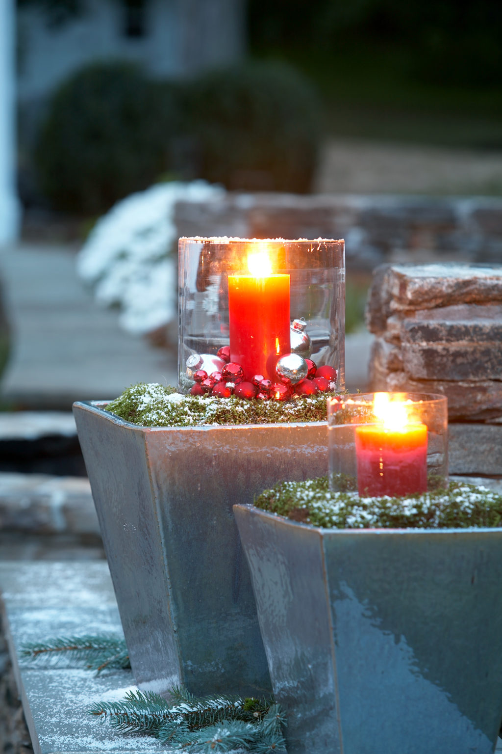candles.-1024x1536 Let Your Outdoor Area Twinkle by This Year Christmas Lights Decorations