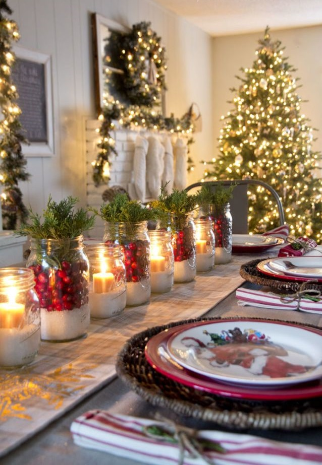 centerpiece-1 How to Bring Joy to Your Home at This Christmas Season