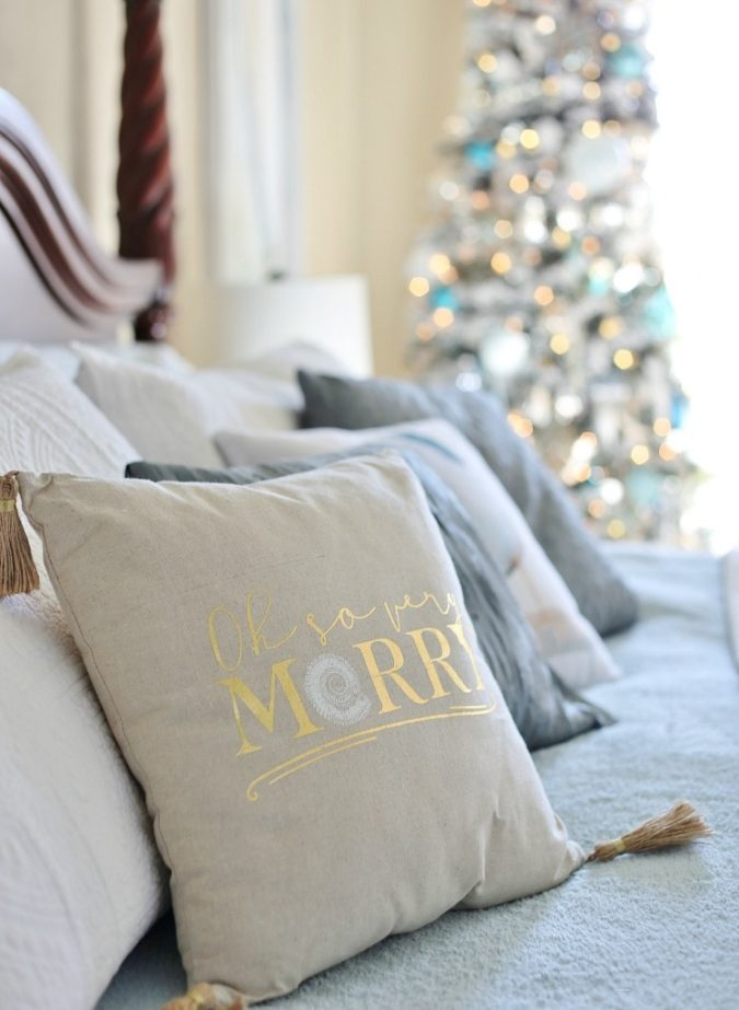 christmas-pillows.-1-675x923 70+ Brilliant Ideas for This Year Christmas Decoration