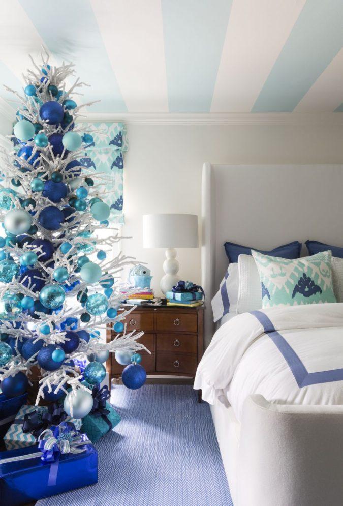 coastal-decoration-idea.-2-675x995 Give Your Home a New Festive Christmas with +90 Themes & Ideas
