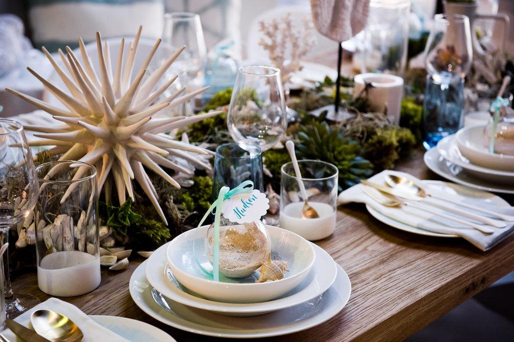 coastal-decoration-idea.-3 Give Your Home a New Festive Christmas with +90 Themes & Ideas