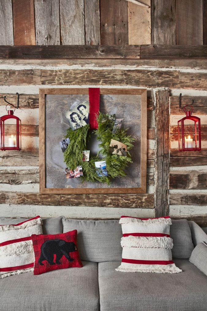 countryside-decoration-1-675x1013 60+Untraditional Christmas Decorations to Transform Your Home Look This Year