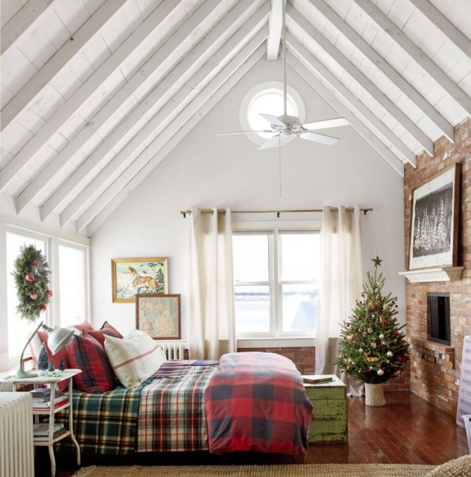 countryside-decorations.-1-675x684 60+Untraditional Christmas Decorations to Transform Your Home Look This Year