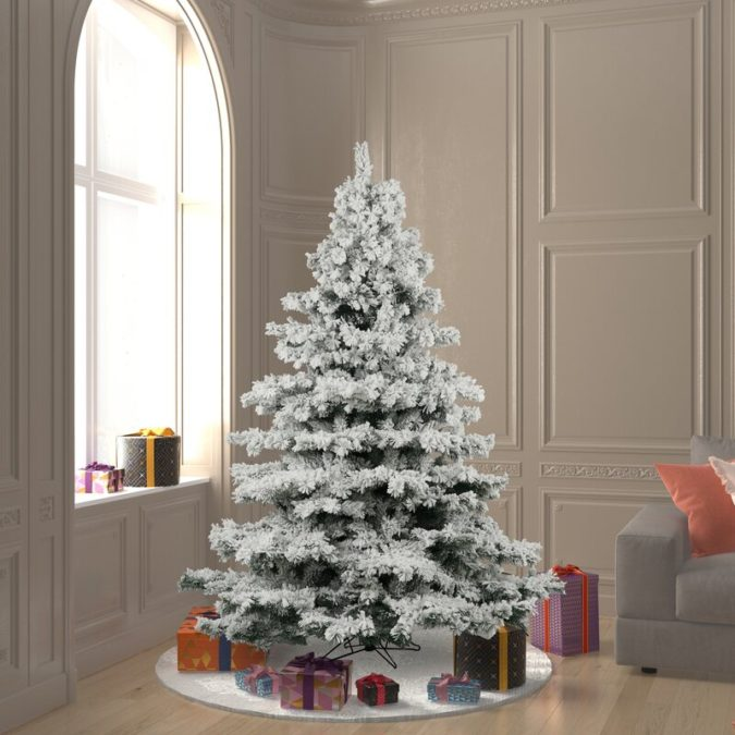 frosty-fake-snow..-1-675x675 60+ Creative Ways to Decorate Your Home for This Christmas