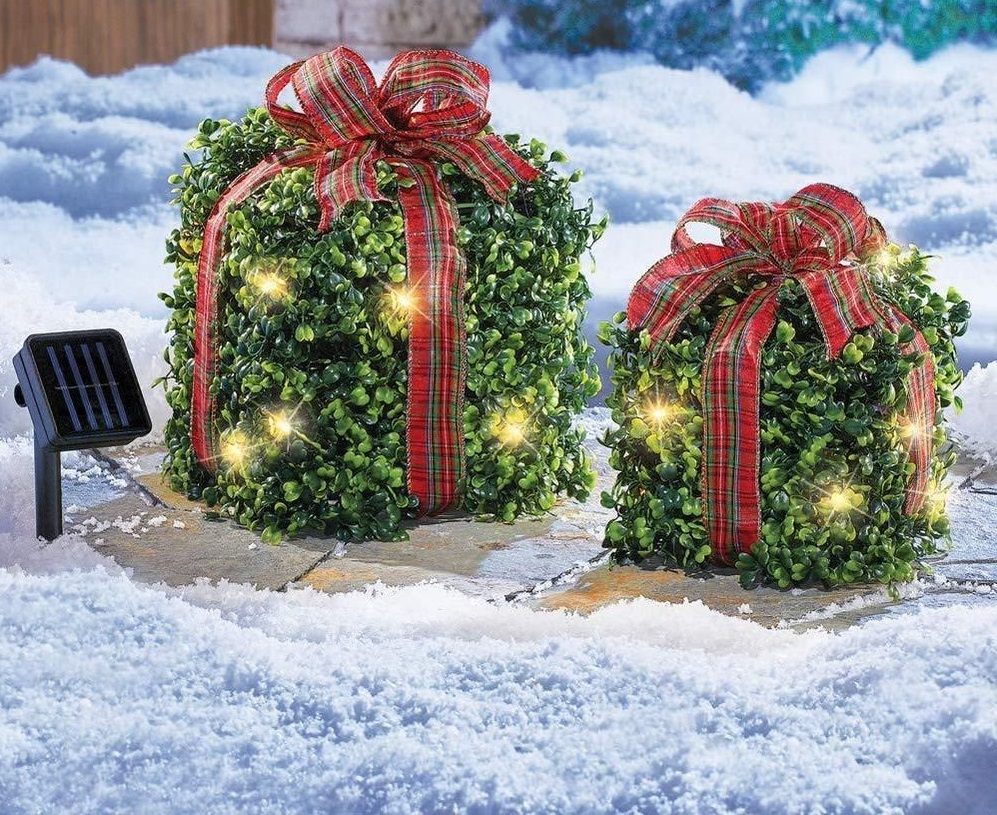 lights. Let Your Outdoor Area Twinkle by This Year Christmas Lights Decorations