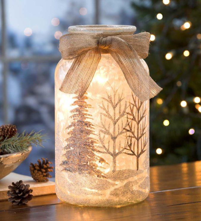 mason-jar-675x743 70+ Brilliant Ideas for This Year Christmas Decoration