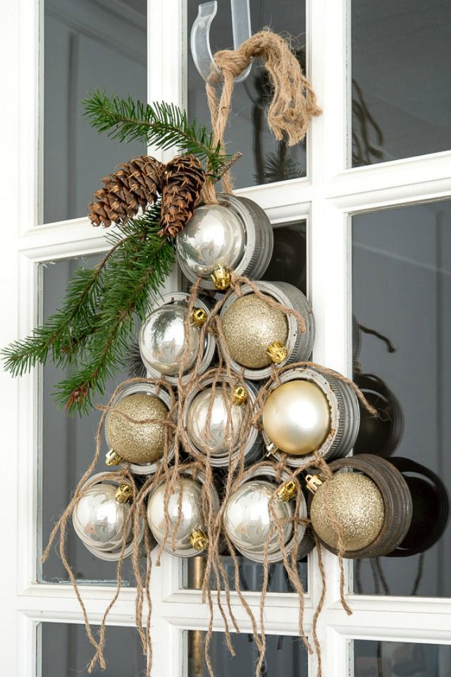 natural-elements-2 70+ Brilliant Ideas for This Year Christmas Decoration