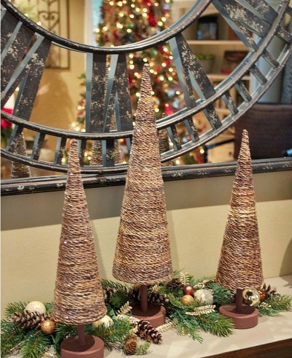 natural-elements.-1 70+ Brilliant Ideas for This Year Christmas Decoration