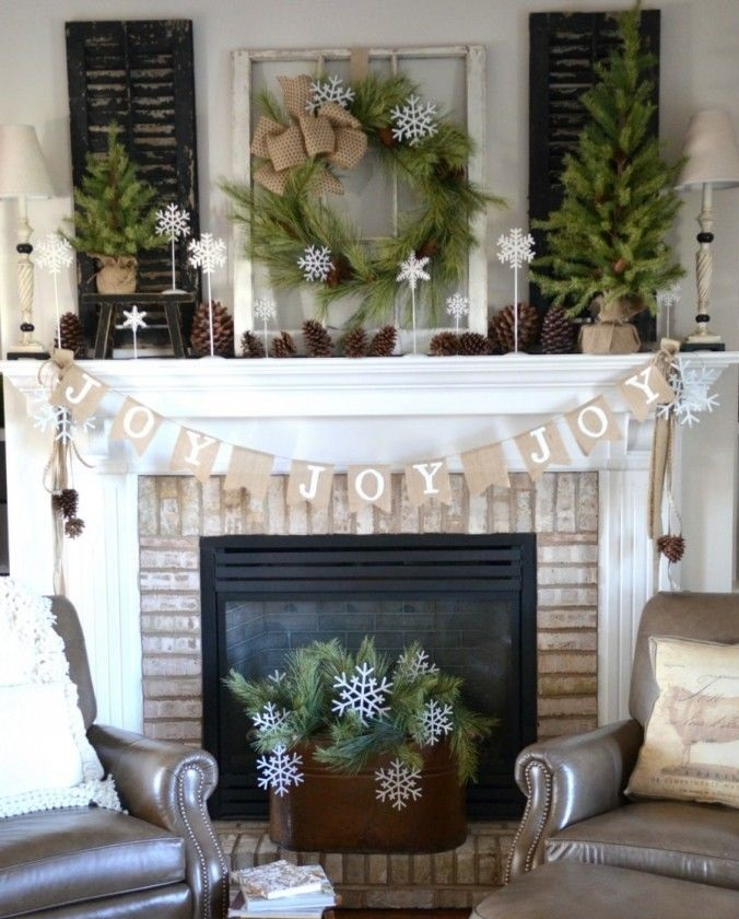 natural-elements... 70+ Brilliant Ideas for This Year Christmas Decoration