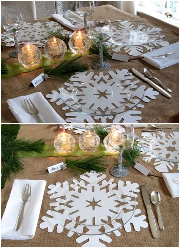 snowflakes-2 70+ Brilliant Ideas for This Year Christmas Decoration